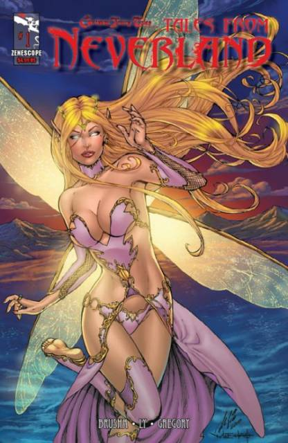 Grimm Fairy Tales: Tales From Neverland