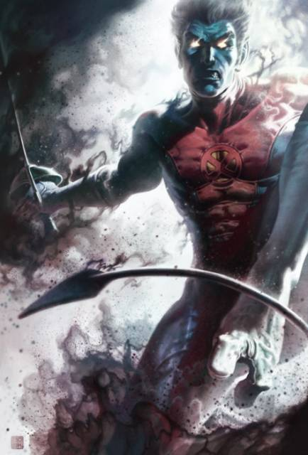 Nightcrawler; The demon with the heart of a Catholic