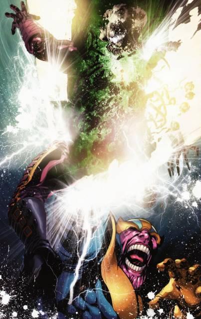 Thanos Returns the Favor