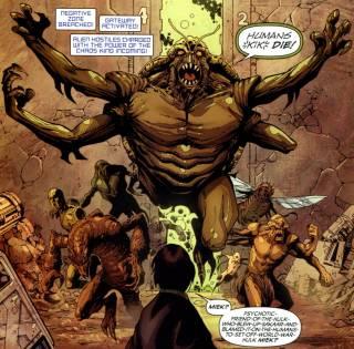 Miek, thrall of the Chaos King