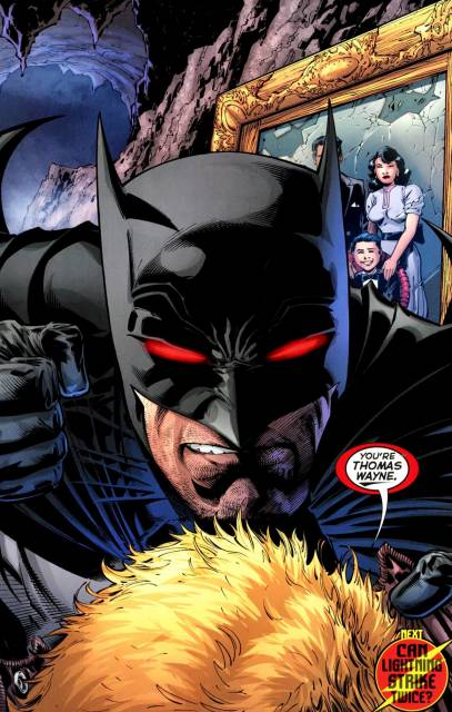 Flashpoint - Batman