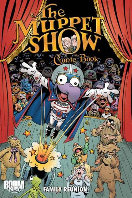 Muppet Show Comic Book: Family Reunion