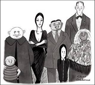 The Charles Addams Design