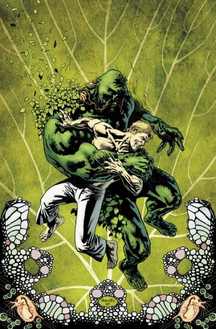 Swamp Thing vs. Alec