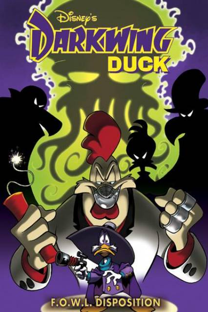 Darkwing Duck: F.O.W.L. Disposition!