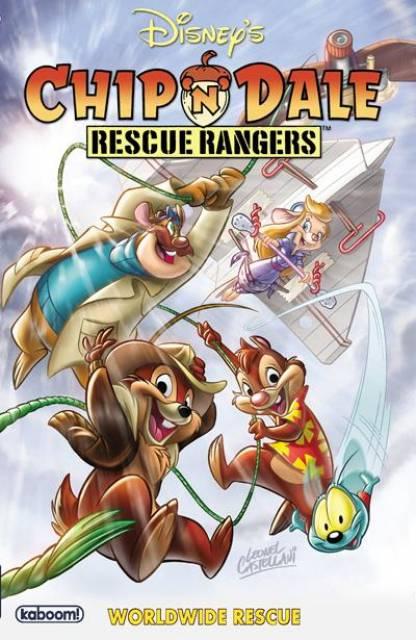 Chip 'N' Dale Rescue Rangers: Worldwide Rescue
