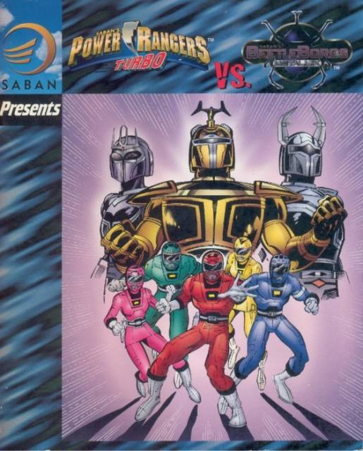 Power Rangers Turbo vs. Beetleborgs Metallix