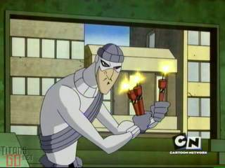 Andre Le Blanc in Teen Titans TV series.
