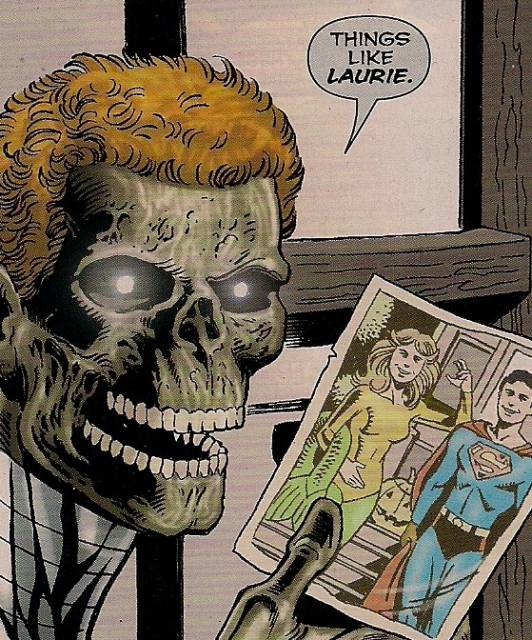 Black Lantern Alex Luthor