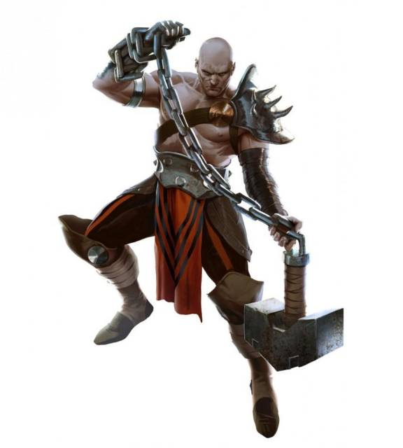 Greithoth: Breaker of Wills (The Absorbing Man)
