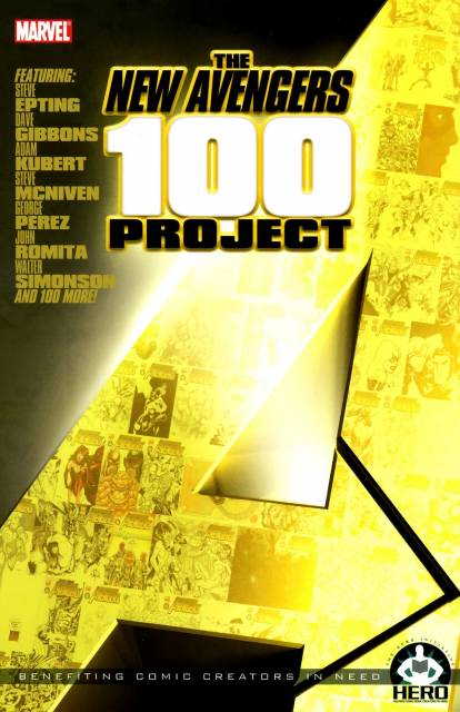 The New Avengers 100 Project