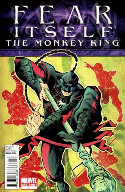 Fear Itself: The Monkey King