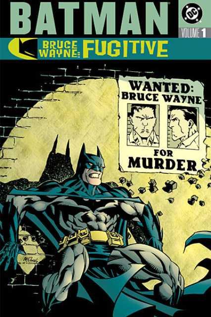 Bruce Wayne: Fugitive