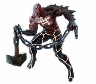 Greithoth: Breaker of Wills (Absorbing Man)