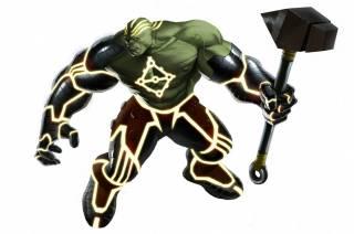 Nul: Breaker of Worlds (Hulk)