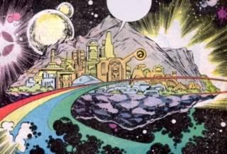 Asgard - Home of the Aesir