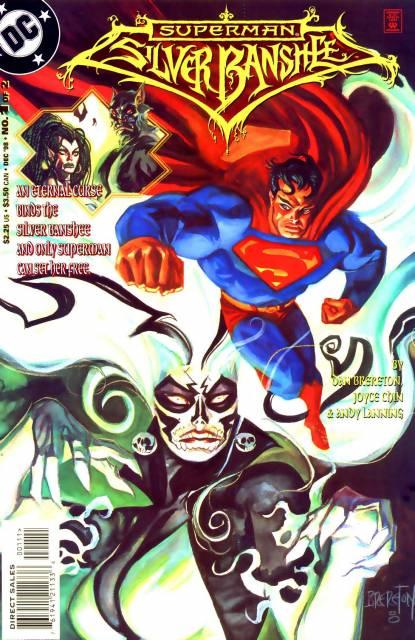 Superman: Silver Banshee