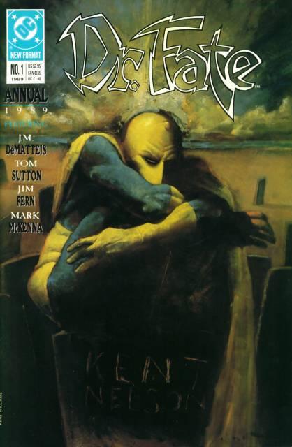 Doctor Fate Annual