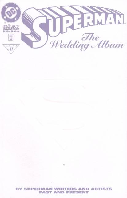 Superman : The Wedding Album