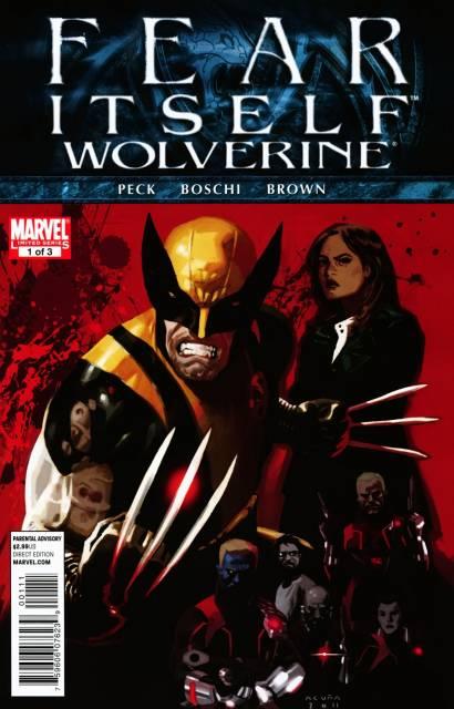 Fear Itself: Wolverine