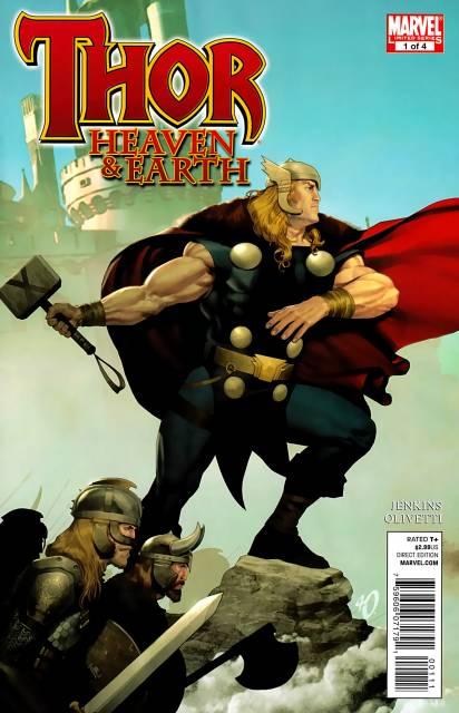 Thor: Heaven & Earth