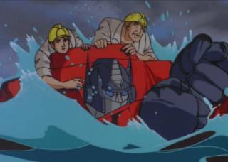 Prime rescues Spike & Sparkplug.