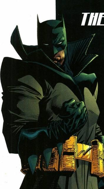 A Darker Batman