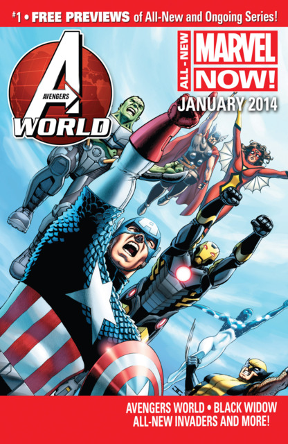 All-New Marvel NOW! Previews