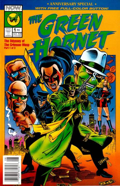The Green Hornet Anniversary Special