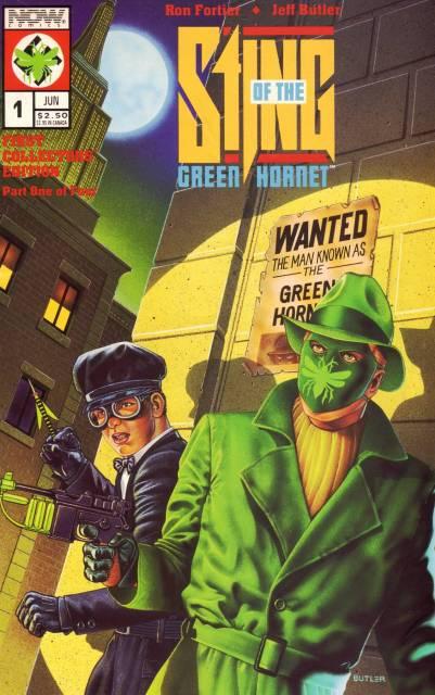 Sting of the Green Hornet