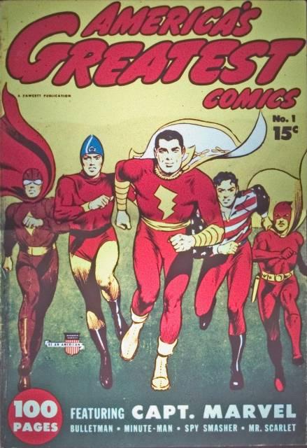 America's Greatest Comics