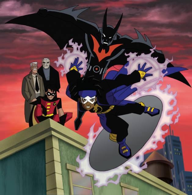 Static & Batman