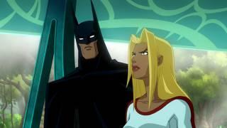 Supergirl and Batman in Superman/Batman Apocalypse
