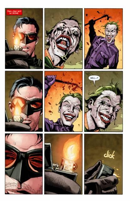 Can't kill the Joker