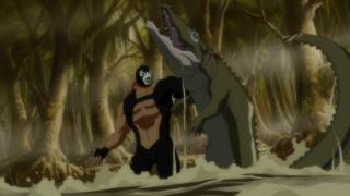 Bane 1, Gator 0