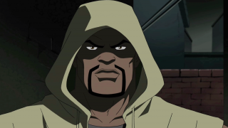Luke Cage in A:EMH