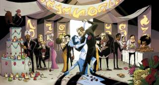 The Main Characters of CHEW