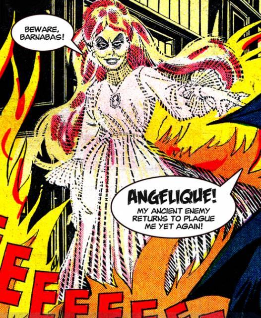 Angelique Bouchard