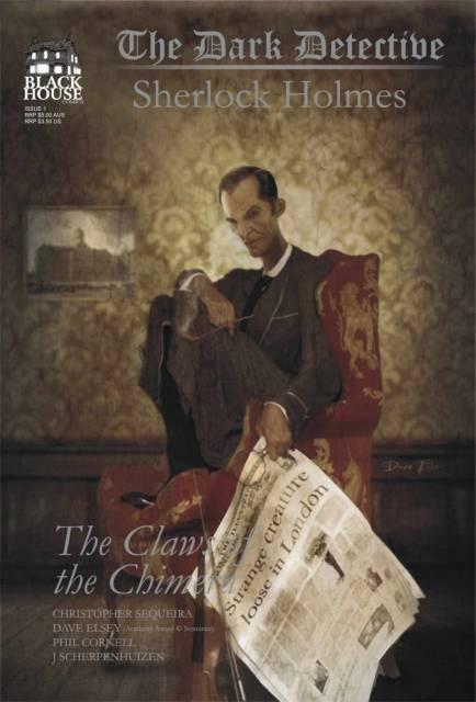 Dark Detective: Sherlock Holmes