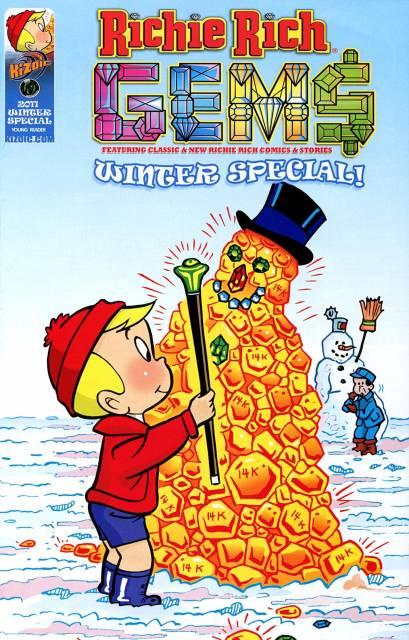Richie Rich Gems Winter Special
