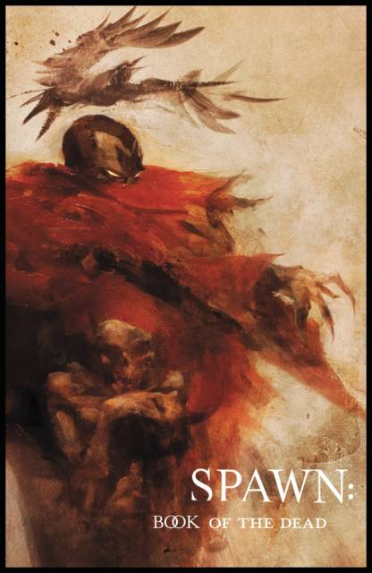 Spawn: Book of the Dead