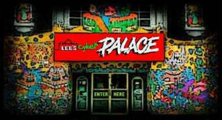 The Front of Lee's Palace