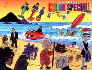 Oni Press Color Special 2002
