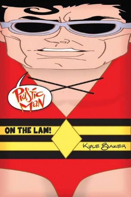 Plastic Man: On The Lam