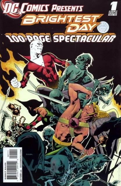 DC Comics Presents: Brightest Day
