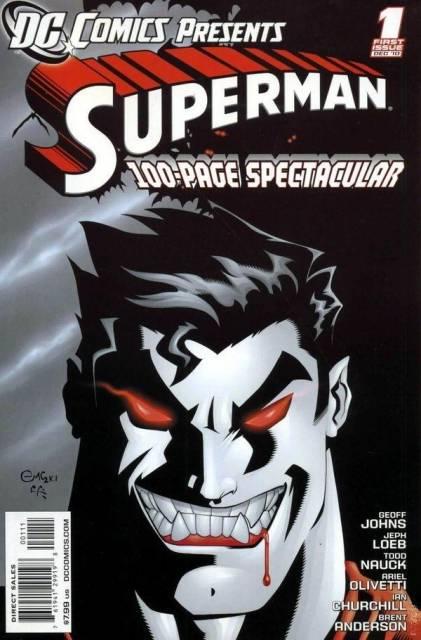 DC Comics Presents: Superman
