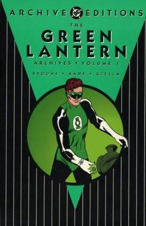 Green Lantern Archives