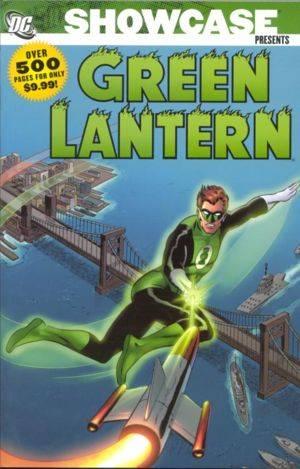 Showcase Presents: Green Lantern
