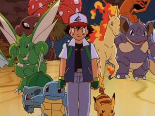 The Pokemon Originals