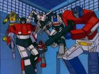 1984 Cartoon Series.